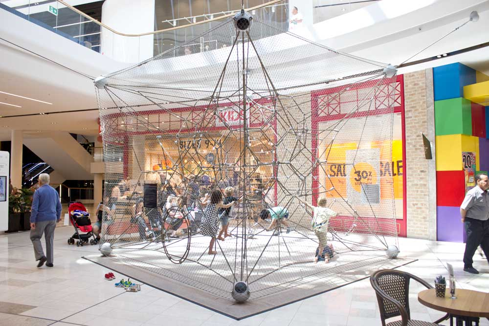 Best Indoor Playgrounds in Melbourne Shopping Centres | Eastland Interactive Play Areas