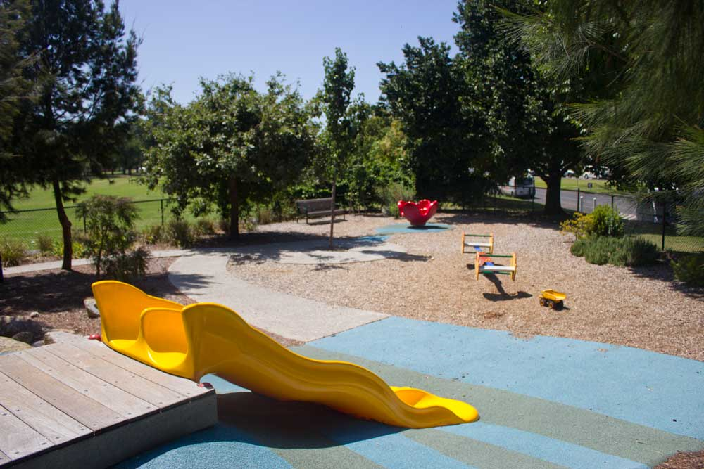Melbourne's best playgrounds for babies and toddlers | Edinburgh Gardens South