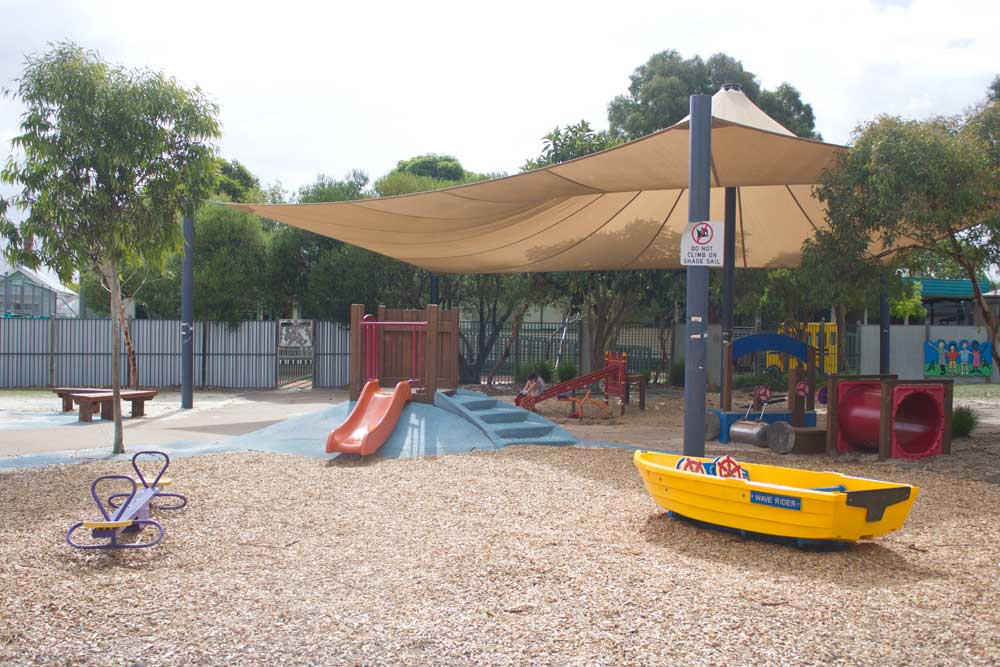 Best playgrounds for babies and toddlers in Melbourne | Harmony Park, Coburg