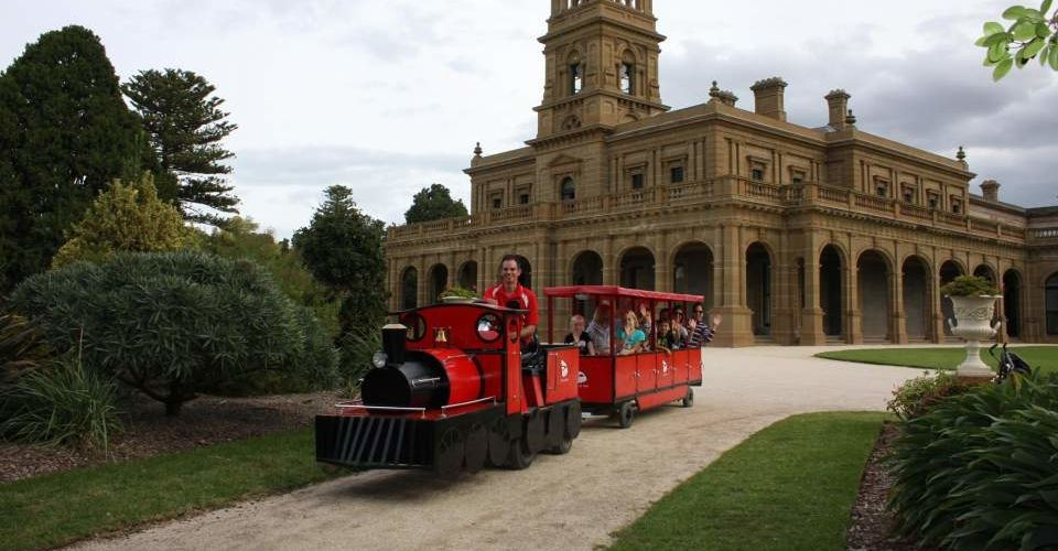 Little Red Train Werribee