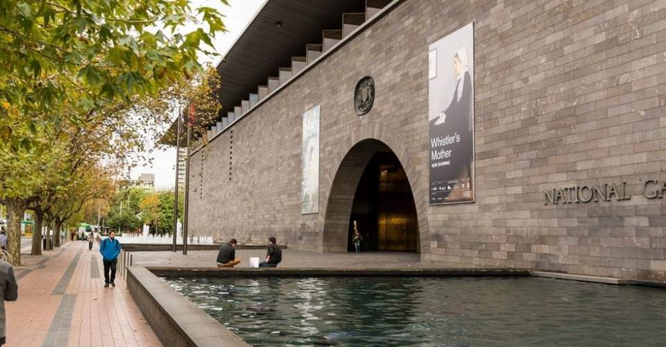 NGV Melbourne