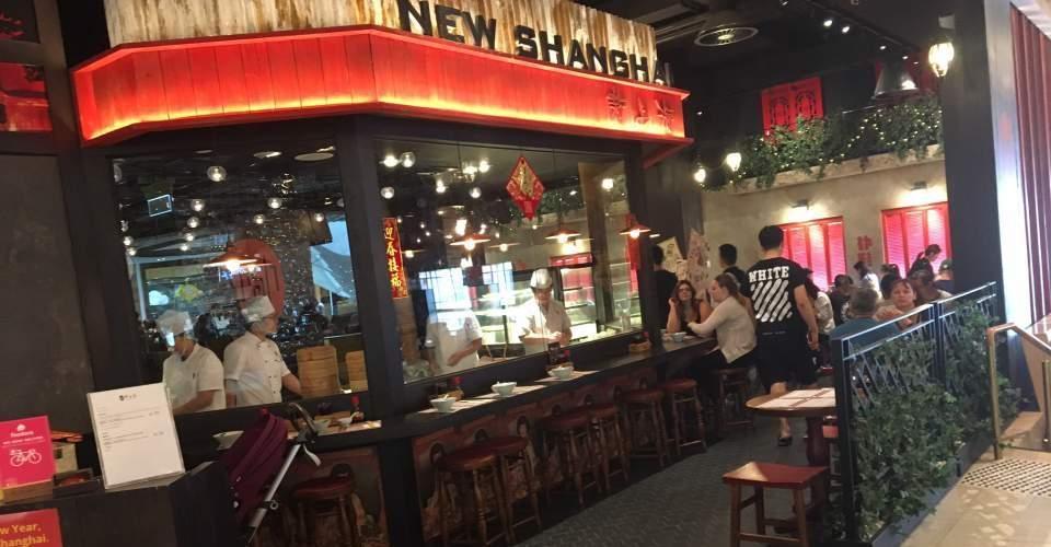 New Shanghai Melbourne