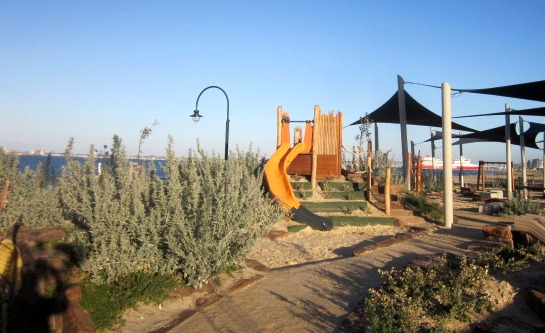 Melbourne's best playgrounds for babies and toddlers | Plum Garden