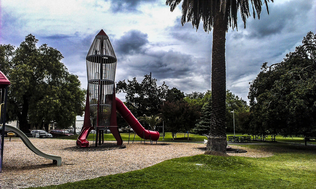 Rocket Park Hawthorn - best parks for kids' parties