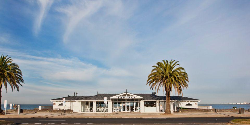 The Sandbar Restaurant Middle Park