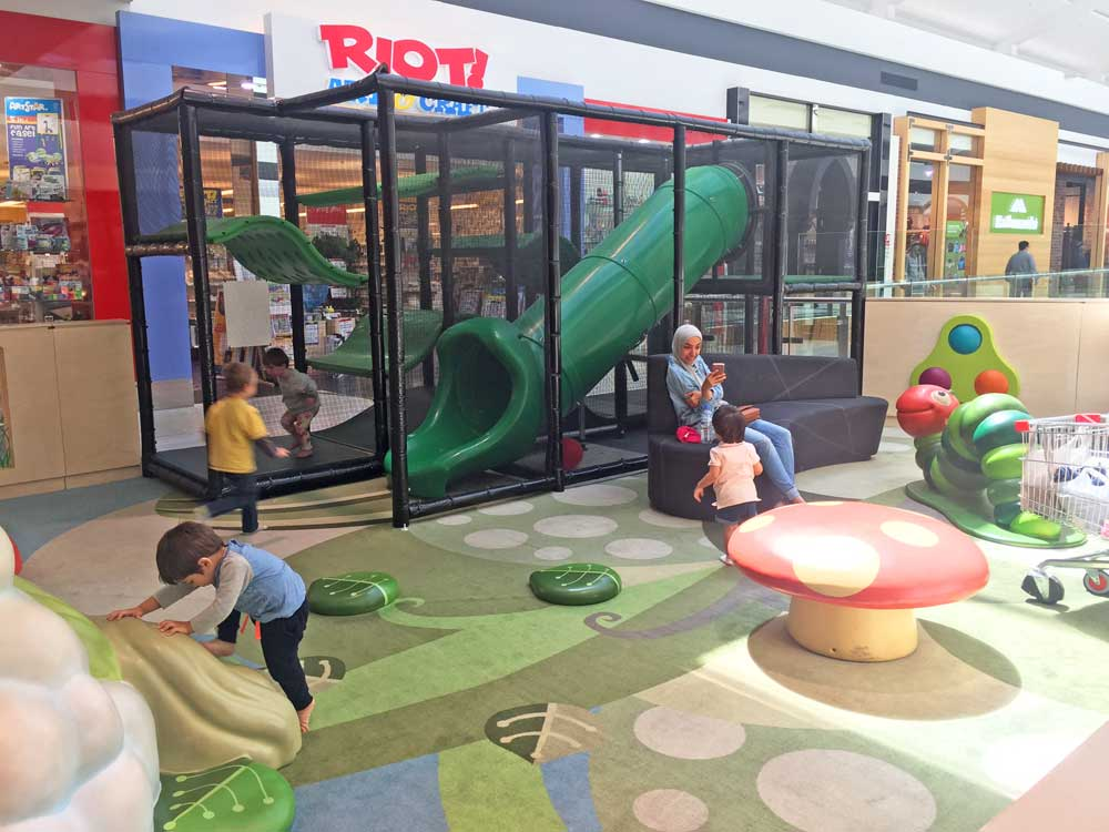 Best Indoor Playgrounds in Melbourne Shopping Centres | Westfield Southland