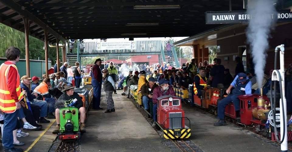 Cobden Miniature Railway