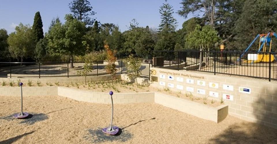 Geelong Play Space