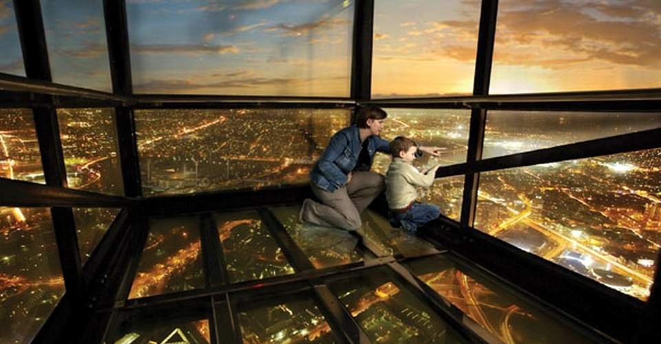 The Edge at Eureka Tower