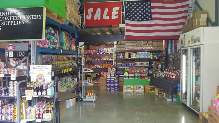 usa candy factory