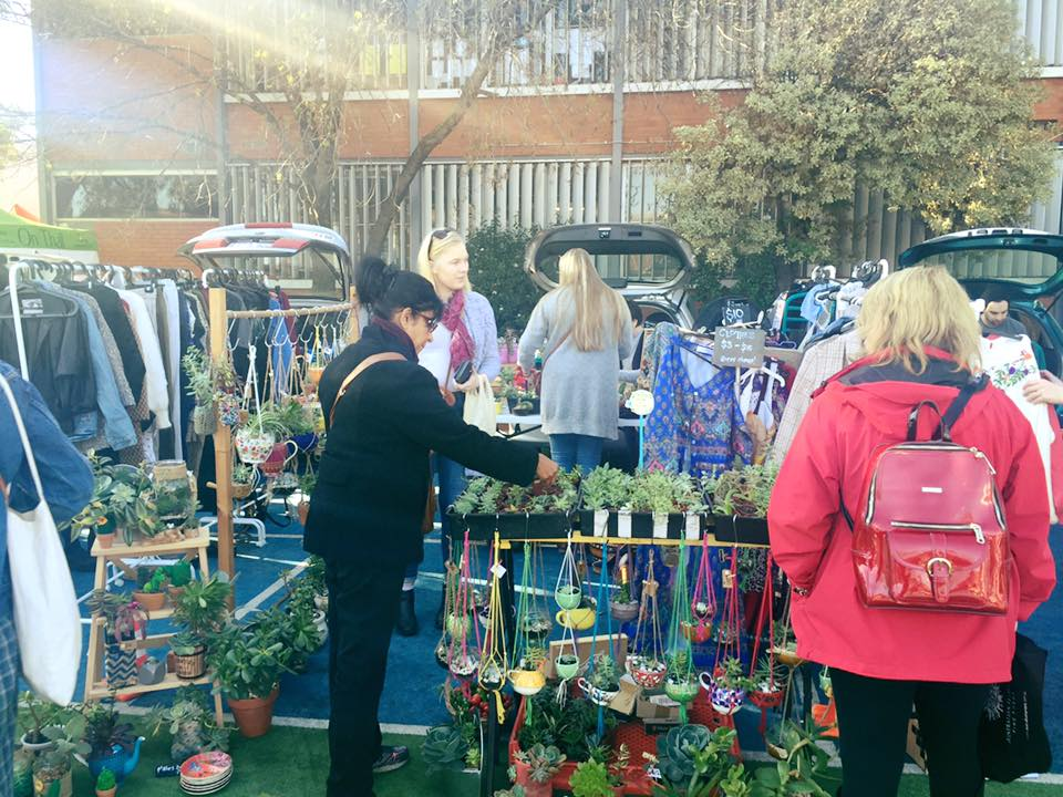 Six of the Best Kid-Friendly Markets in Melbourne | The Fitzroy Market