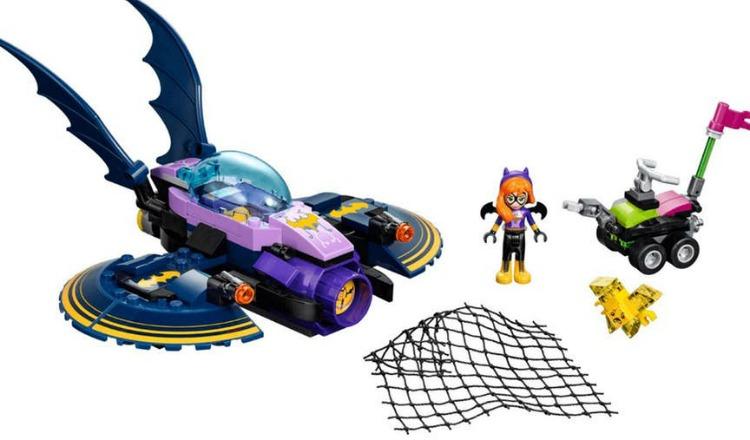 batgirl set