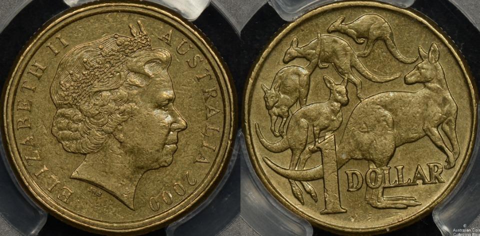rare $1 coin