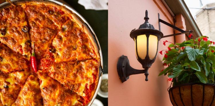 sydney deep dish pizza