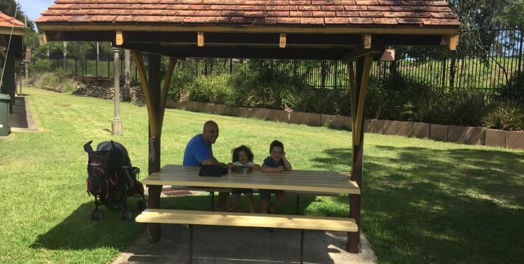 sydney family picnic