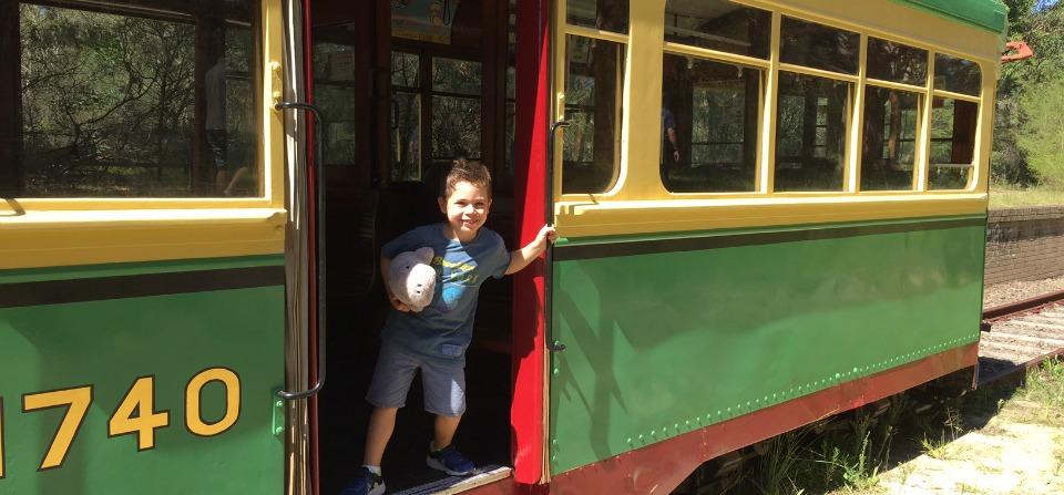 sydney trams